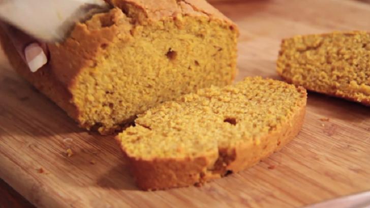 Pumpkin (Puree) Bread
