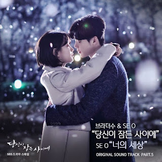Lyric : BrotherSu & SE O - While You Were Sleeping (OST. While You Were Sleeping)