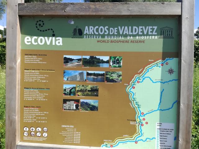 Ecovia de Arcos de Valdevez