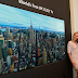 LG unveils world's first 8K OLED TV