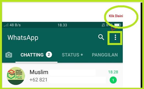 Cara Login WhatsApp Web Tanpa Scan Barcode Hp 2