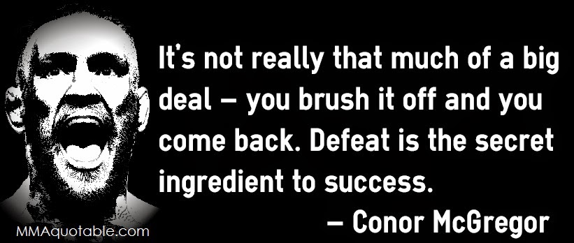 Quotes About Losing Interesting Motivational Quotes With Pictures Many MMA UFC Fight Quotes On