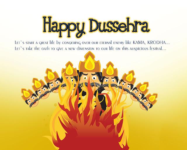 Happy Dussehra 2016 Photos