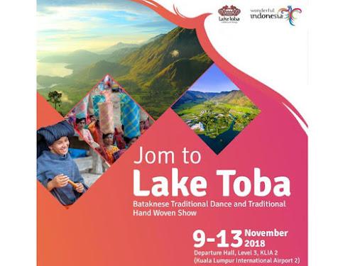Promosi Danau Toba di Kuala Lumpur