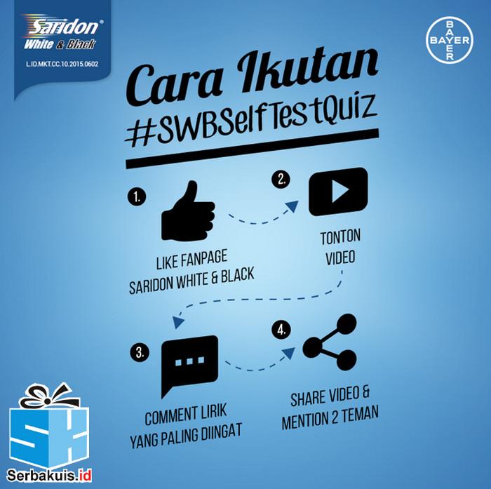 SWB Self Test Quiz