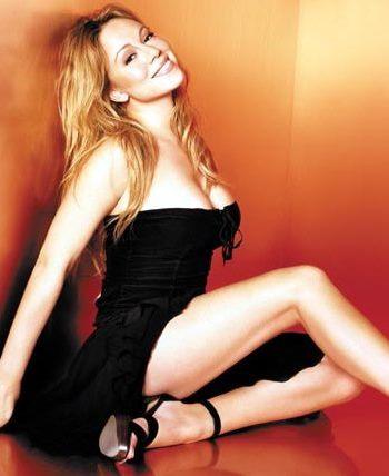 Foto de Mariah Carey más delgada