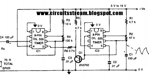Wiring & diagram Info: Wailing Alarm Wiring diagram Schematic