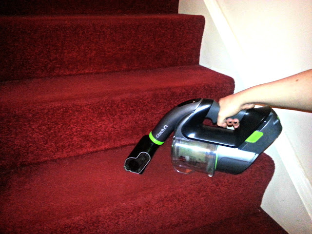 Gtech Multi Vacuuming Stairs