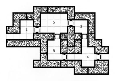 pentomino dungeon