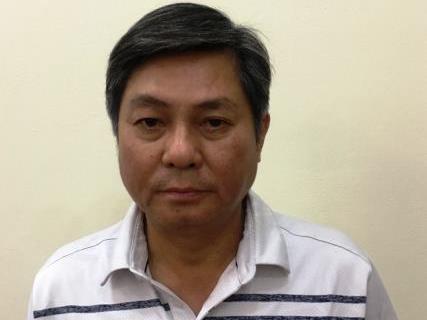 Đào Anh Kiệt (SN 1957, nguyên Giám đốc Sở Tài nguyên và Môi trường TP.HCM)
