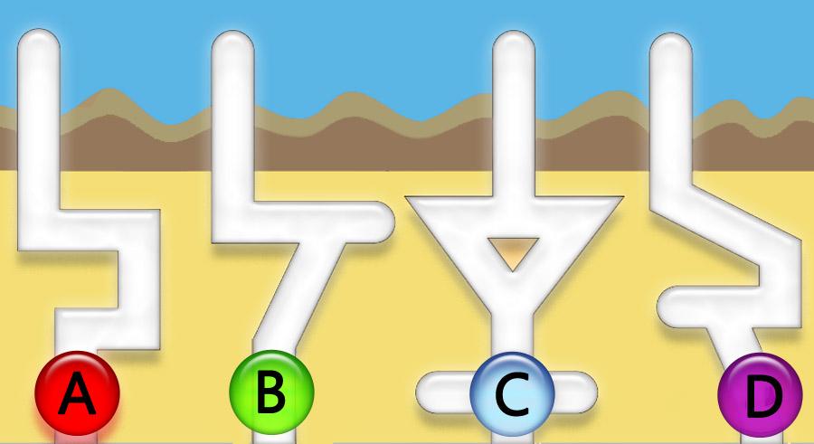 Test de Inteligencia: ¿Por cuál túnel caerá primero el agua?