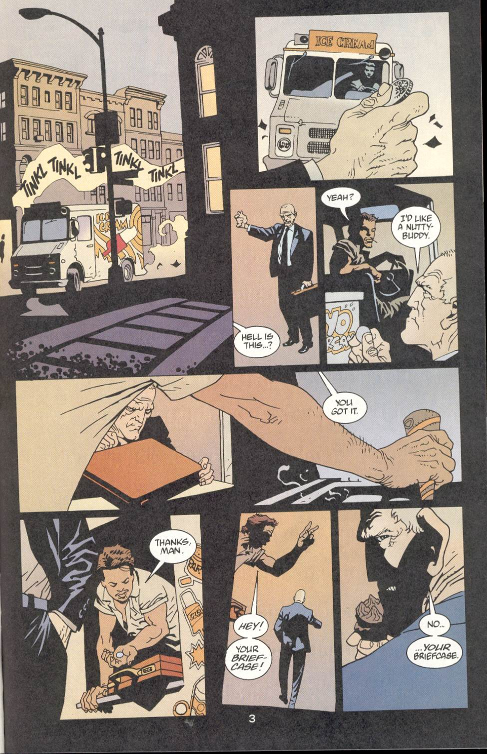 Read online 100 Bullets comic -  Issue #9 - 5