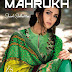 Mahrukh Winter Linen Embroidered Shawl Collection 2017