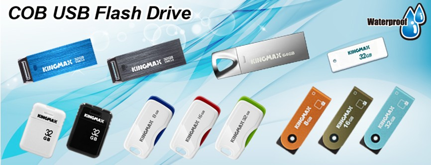 KINGMAX COB USB Flash Drive