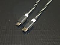 USB Type-Cポートに従来機器を接続