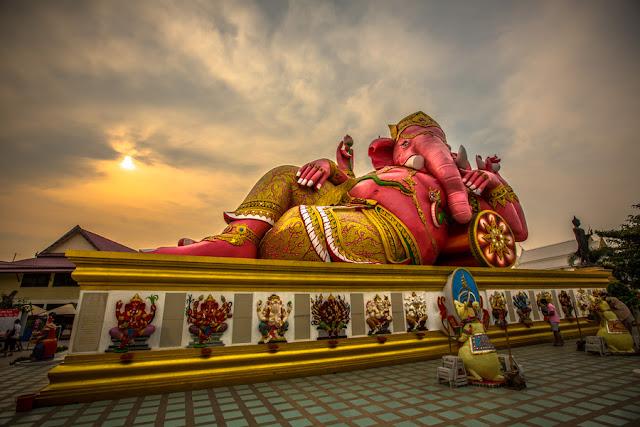 Biggest Ganesha Images