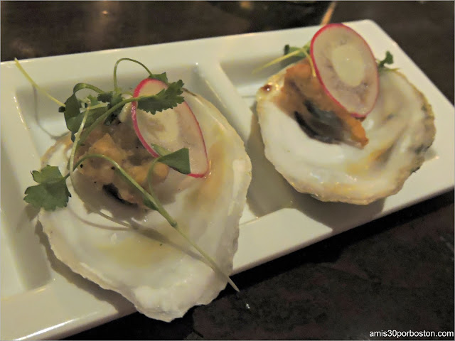 Dine Out Boston Agosto 2017: The Hourly Oyster House