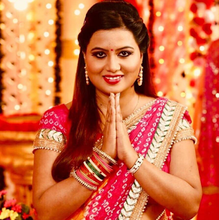 bhojpuri actress shyamali srivastava