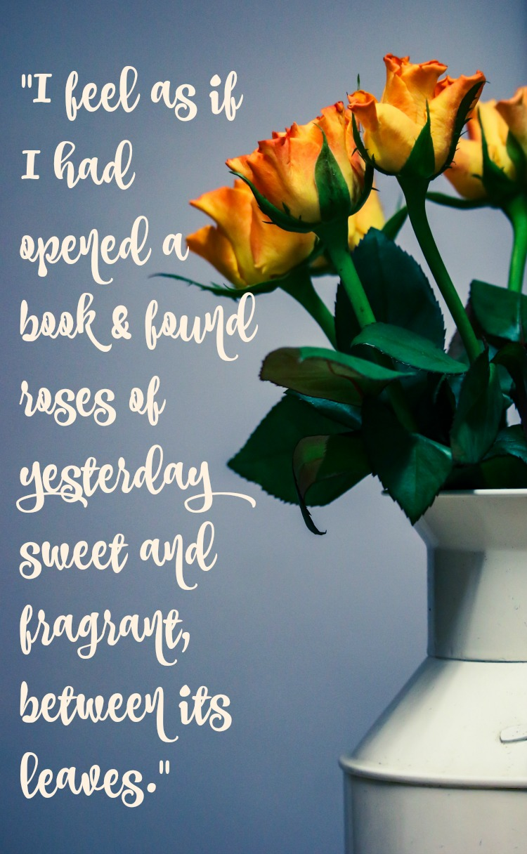 Quote by L.M. Montgomery