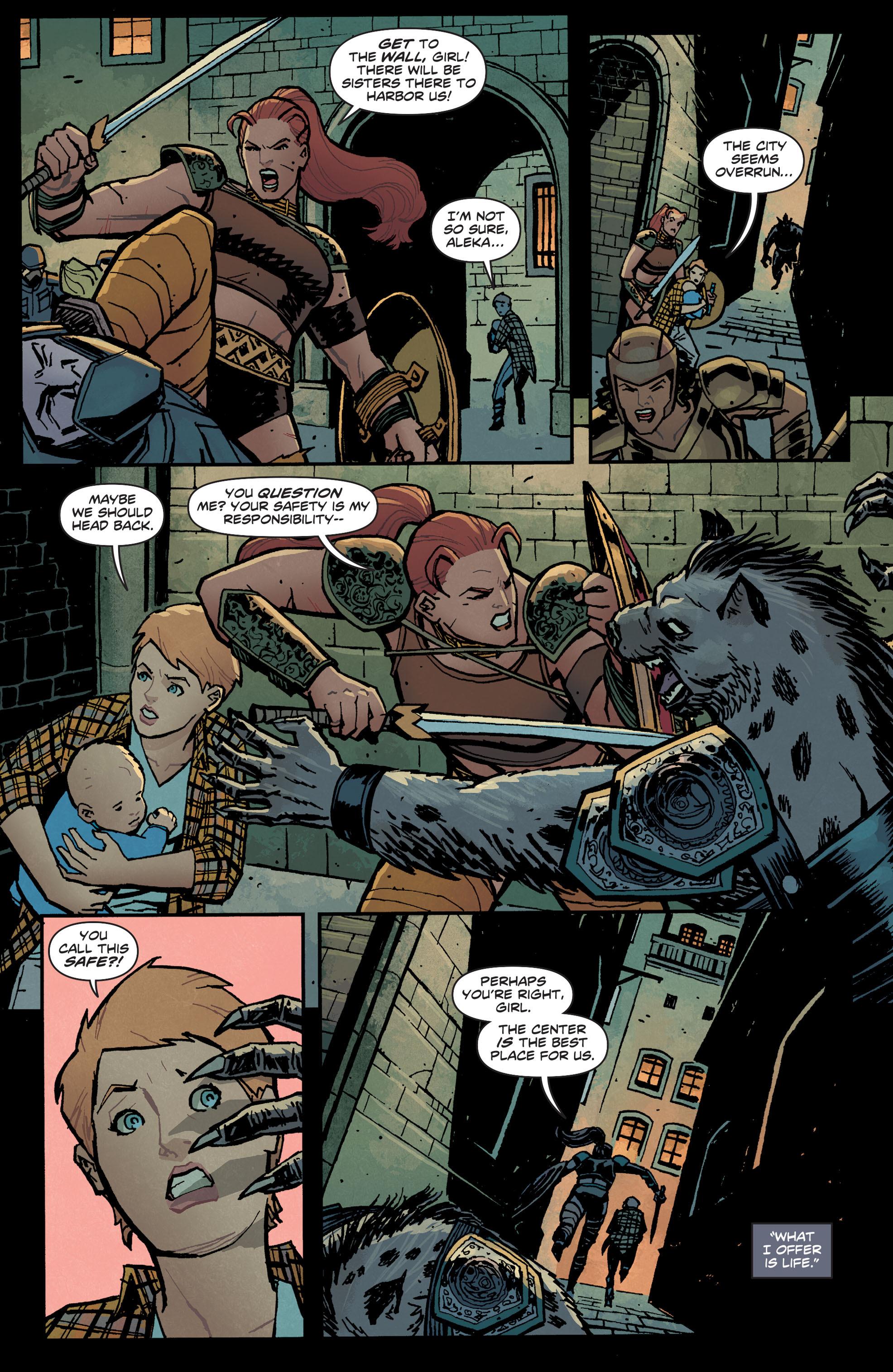 Read online Wonder Woman (2011) comic -  Issue #33 - 15