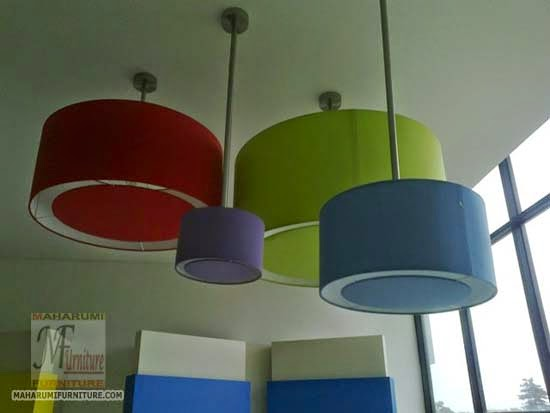 Projects Hotel Pop Bandara Cengkareng: Custom Furniture Lampu Hias Unik Penghias Ruangan