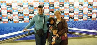 Camp Nou Experience, F.C.Barcelona.