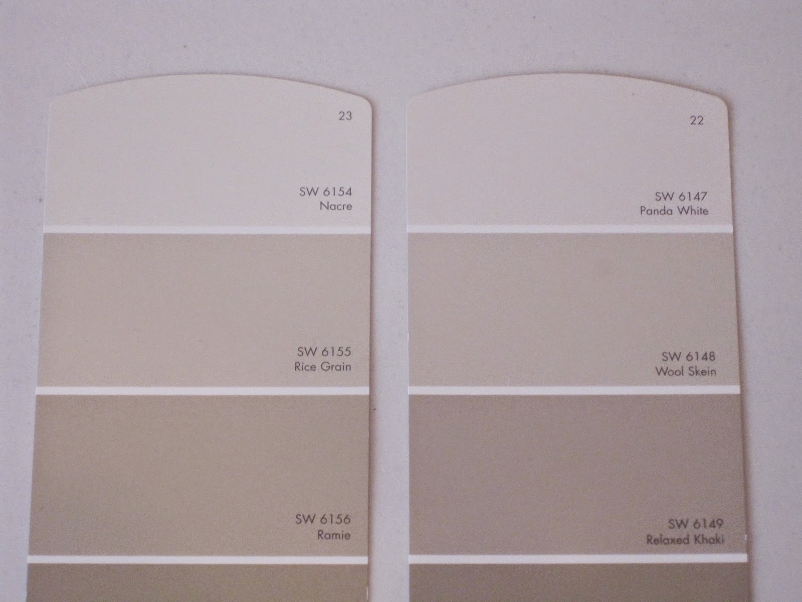 Neutral Ground Sherwin Williams Decorated Chaos A New Year And Exploring New Colors For