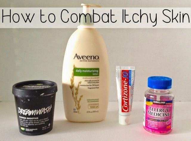 Can benadryl be used for itchy skin