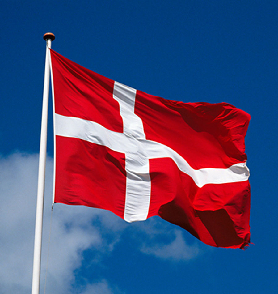 Heretic Rebel A Thing To Flout Denmark Starts Trend For Nordic - Denmark flags
