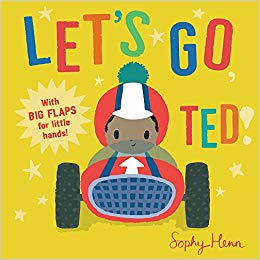 let's go ted  book