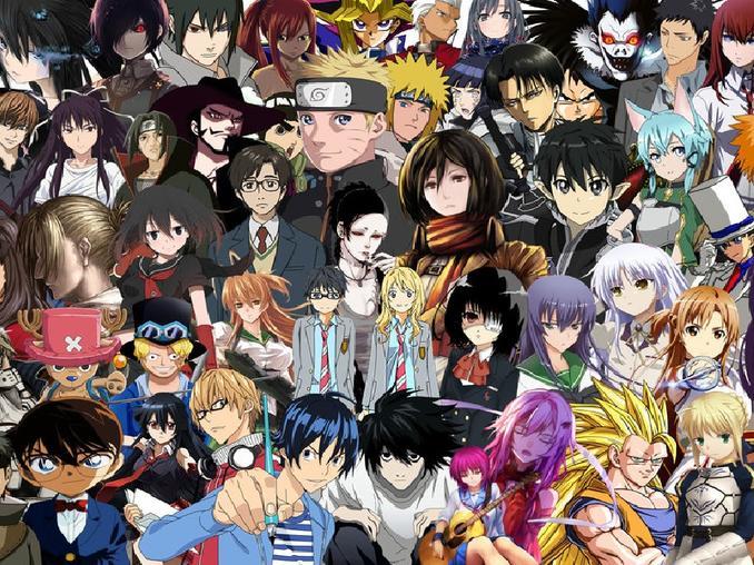 Hình nền máy tính anime