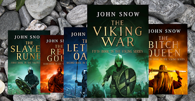 John Snow's The Viking War moves to Denmark