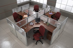 OFM Rize Workstation Set
