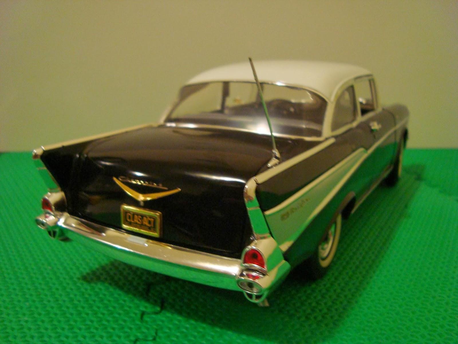 Chevys Lincoln Ne >> Diecast American Car Nutz!: 57 Chevys