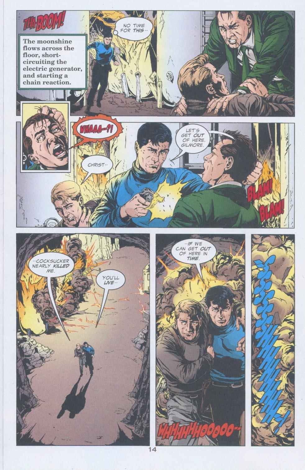 Read online American Century comic -  Issue #13 - 15