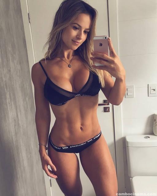 Alice Matos bikini