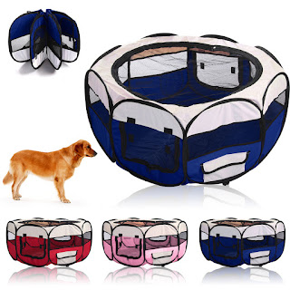 Choiceness Puppy Pet Play Pen Dog Cat Rabbit Guinea Pig Run Cage £11.99 ebay