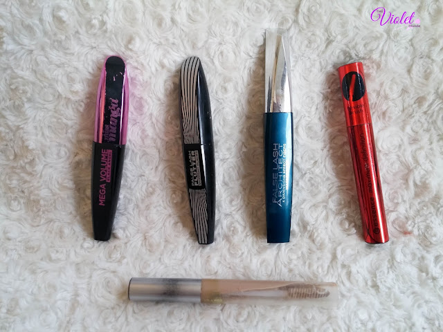 mascara empties