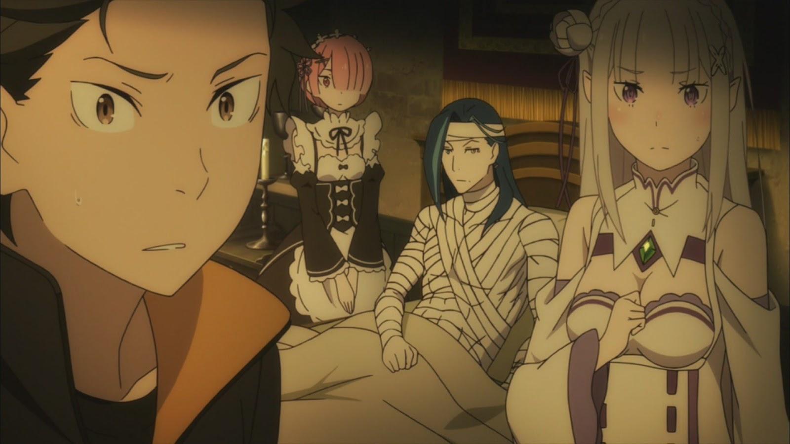 Re:Zero Kara Hajimeru Isekai Seikatsu Season 2 - Episode 3