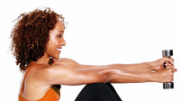Cara mengecilkan lengan atas