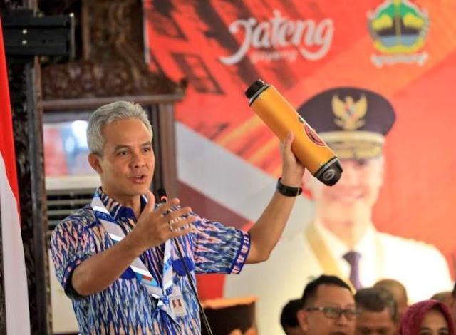 Ganjar Pranowo Akan Resmikan Penggunaan Knalpot Racing di Jawa Tengah