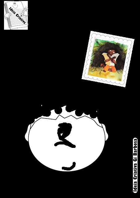 Atividade O Cabelo de Lelê Dia da Consciência Negra