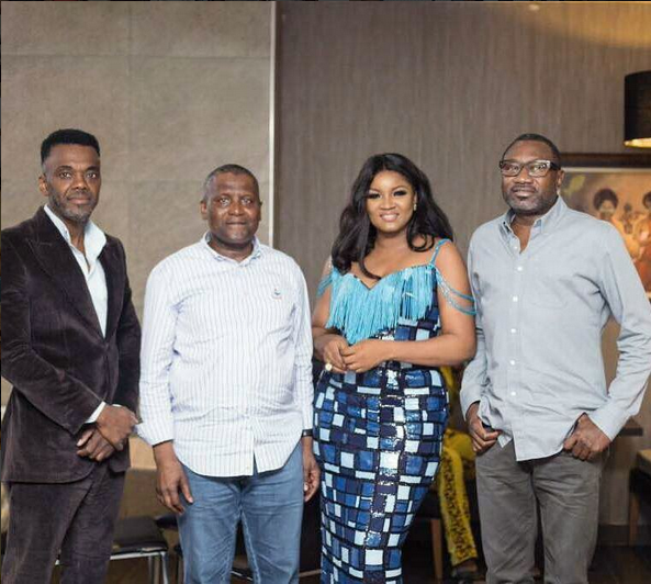Omotola-Jalade-Ekeinde-Aliko-Dangote-Femi-Otedola-Donald-Duke-Alter-Ego-private-viewing-3