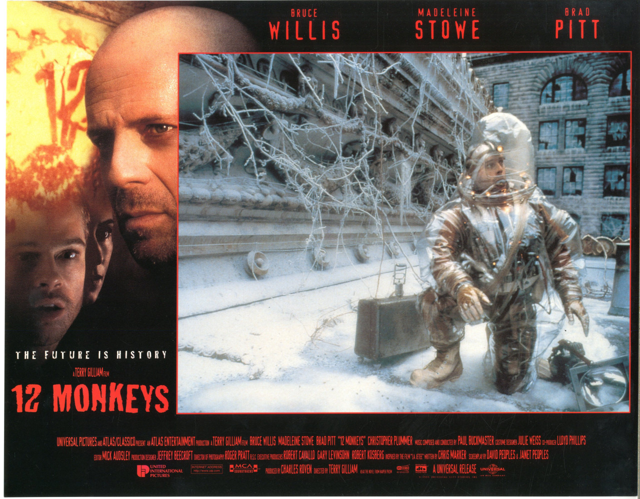 TWELVE+MONKEYS+%25281995%2529+lobby+card