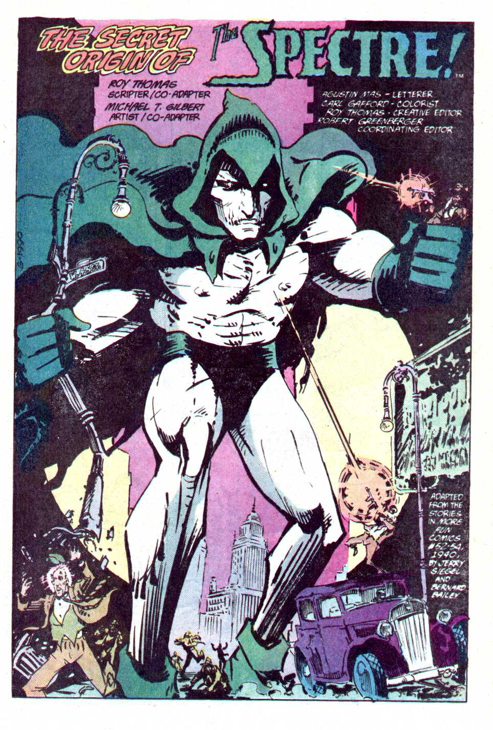 Read online Secret Origins (1986) comic -  Issue #15 - 23