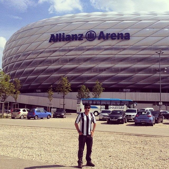 Allianz Arena - Munique/Alemanha