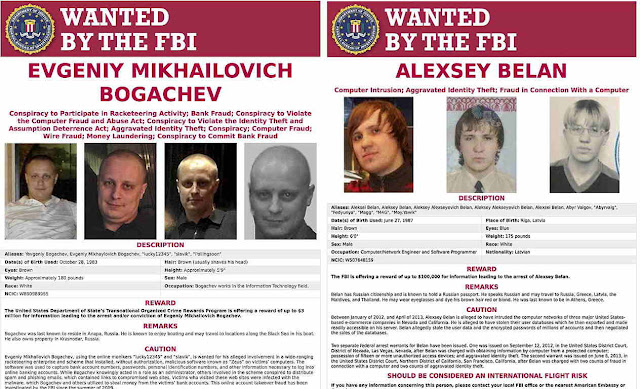 Hacker Rusia paling dicari
