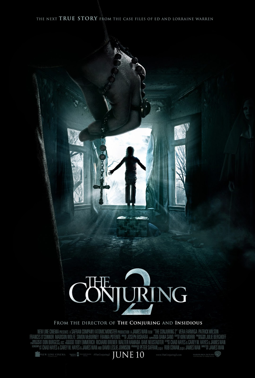 The Conjuring 2 (2016) 720p