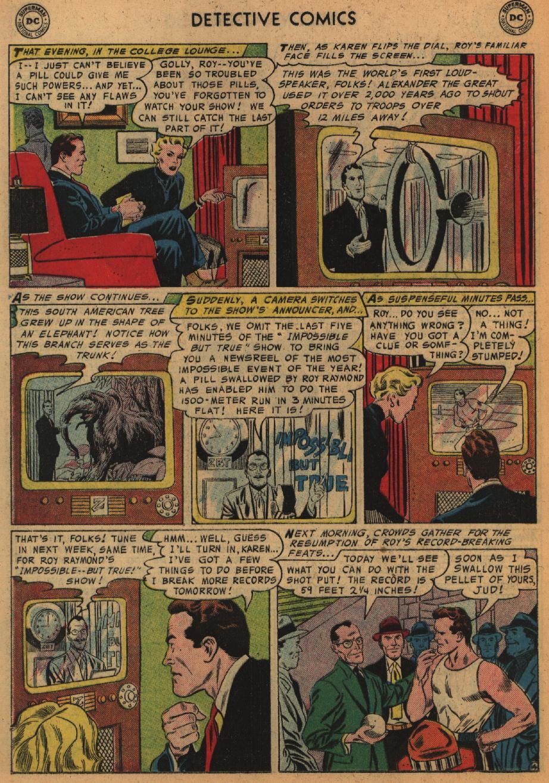 Read online Detective Comics (1937) comic -  Issue #226 - 20