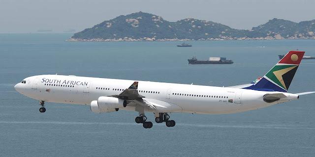 Güney Uçak Afrika Bileti